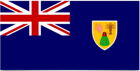 Flag of Turks and Caicos Islands